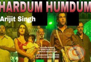 Hardum Humdum Arijit Singh