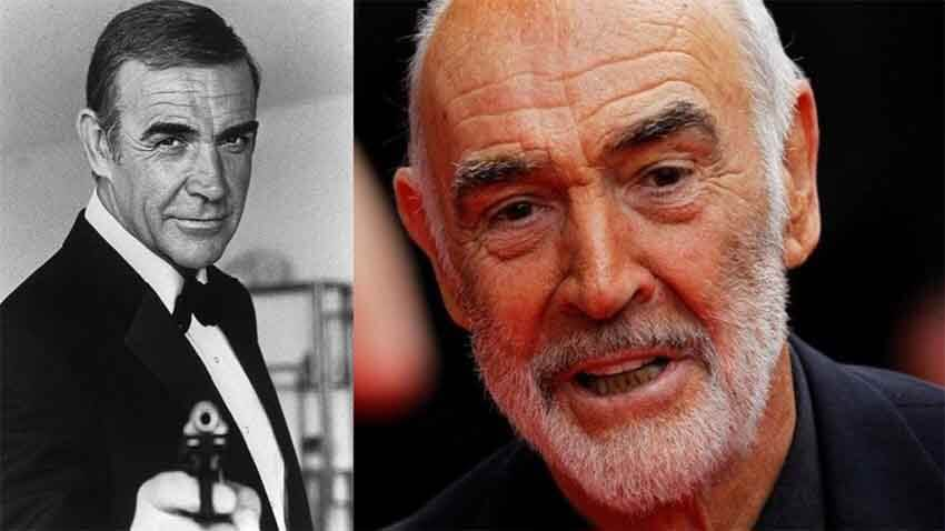 James Bond actor Sean Connery