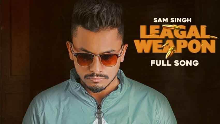 Legal Weapon Sam Singh