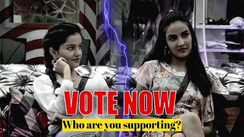 Rubina Dilaik Jasmin Bhasin bigg boss 14
