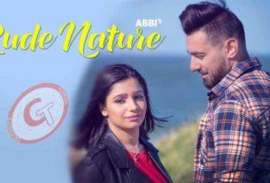 Rude Nature Abbi