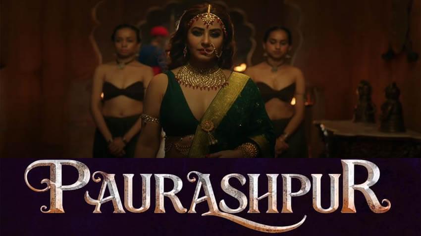 Shilpa Shinde altbalaji series Paurashpur