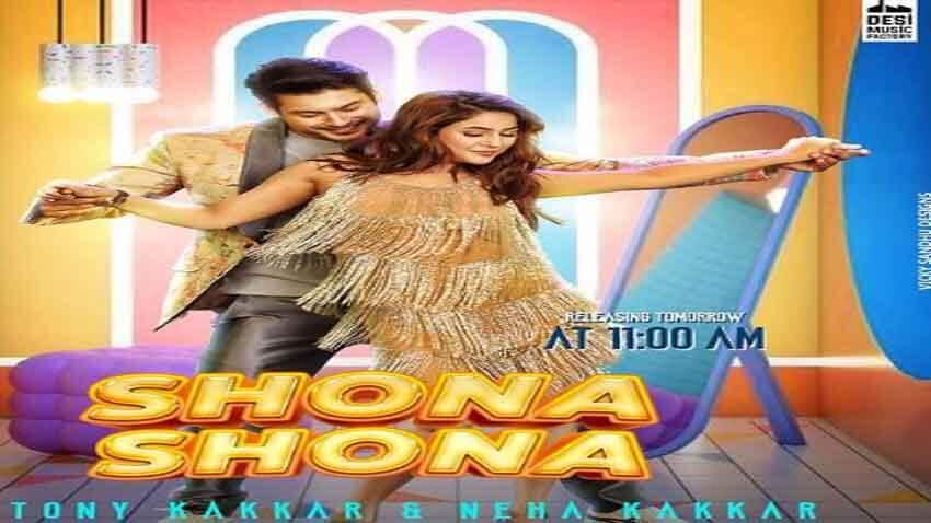 Shona Shona Tony Kakkar