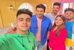 Sidharth Shukla Shehnaaz Gill Tony Kakkar