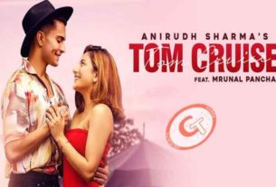 Tom Cruise Anirudh Sharma Mrunal Panchal