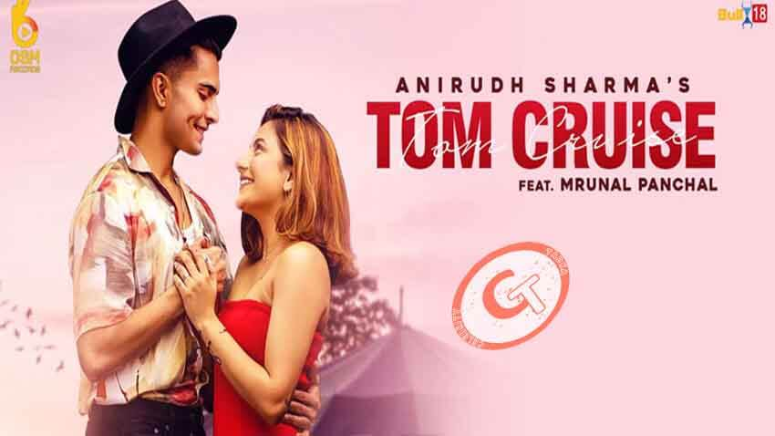 Tom Cruise Anirudh Sharma Mrunal Panchal