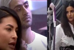 bigg boss 14 ALy goni Jasmin bhasin Pavitra Punia