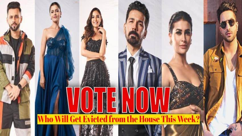bigg boss 14 eviction