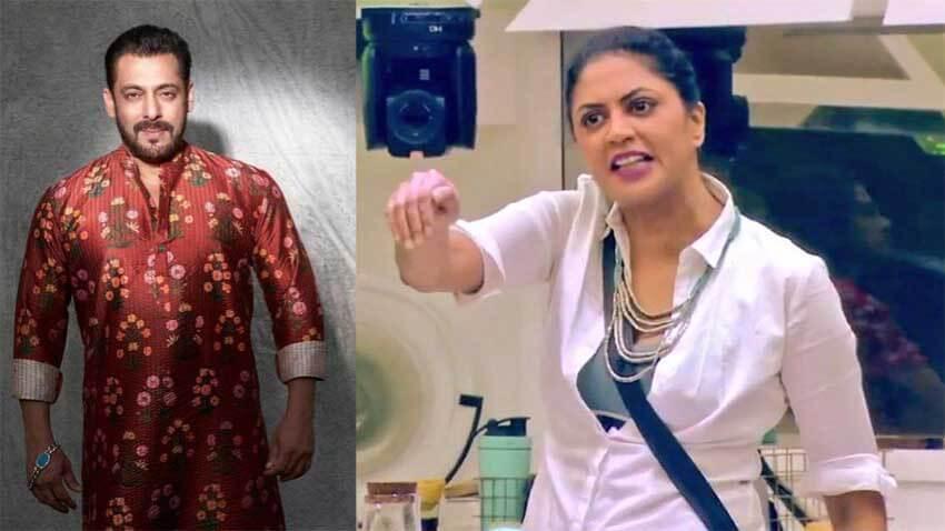 bigg boss 14 kavita kaushik salman khan