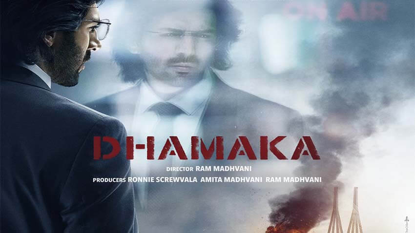 kartik aaryan movie dhamaka
