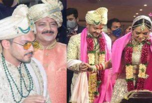 Aditya Narayan Shweta Agarwal wedding