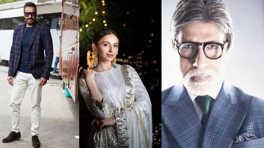 Ajay Devgn film Mayday starring Amitabh Bachchan Rakul preet