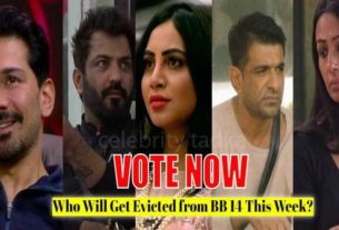 Bigg Boss 14 nominated contestants Abhinav Shukla Eijaz Khan