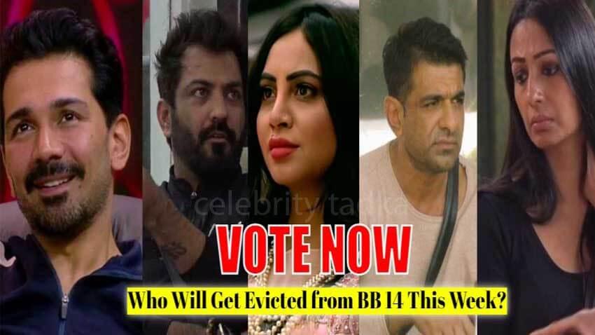 Bigg Boss 14 nominated contestants Abhinav Shukla Eijaz Khan