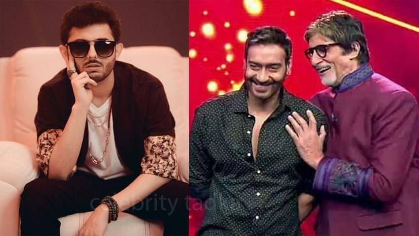 CarryMinati film MayDay Ajay Devgn Amitabh Bachchan