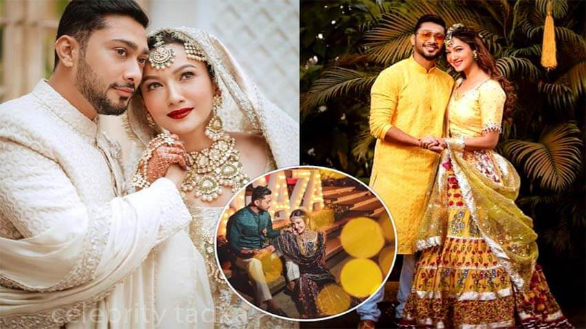Gauahar Khan Zaid Darbar Wedding