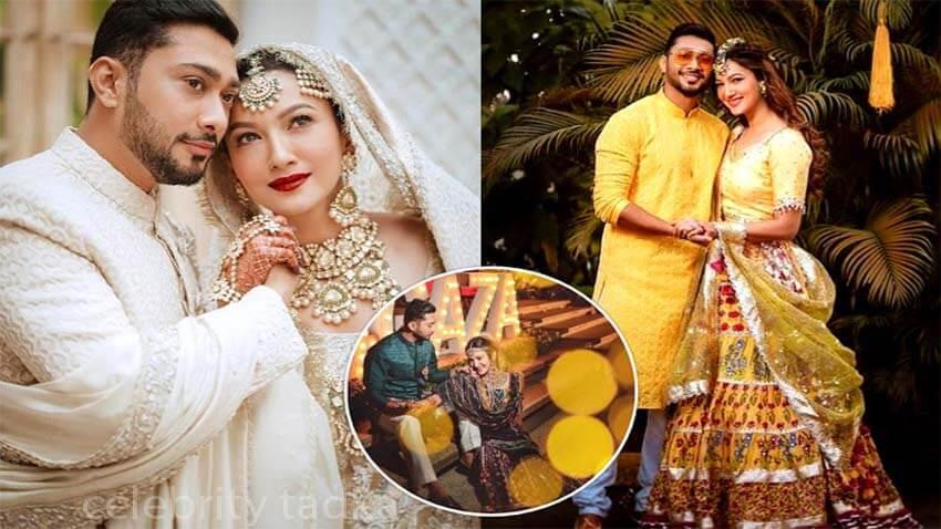 Gauahar Khan Zaid Darbar Wedding