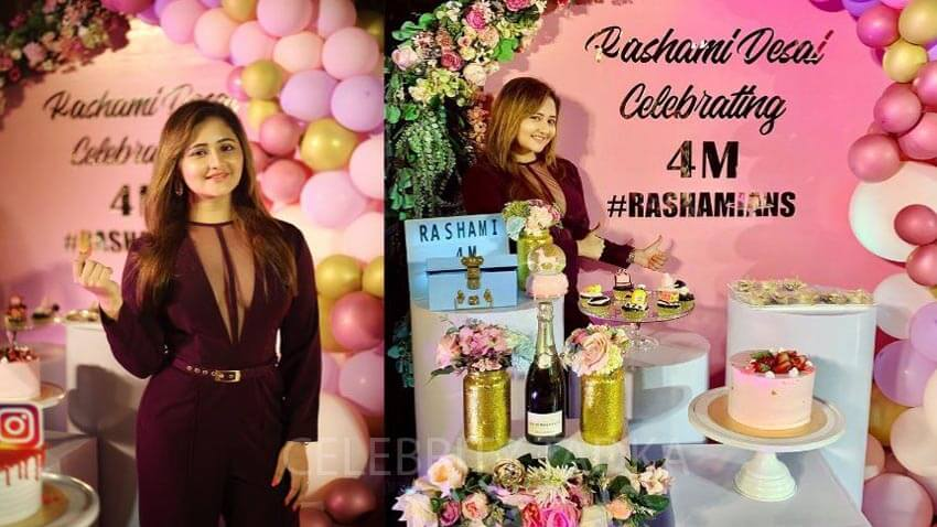 Rashami Desai Instagram