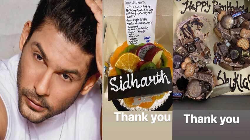 Sidharth Shukla Birthday