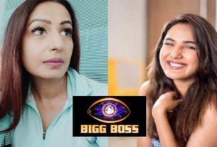 bigg boss 14 Kashmera Shah jasmin bhasin