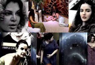 bigg boss 14 Rakhi Sawant horror behaviour jasmin bhasin