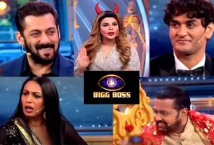 bigg boss 14 weekend ka vaar salman Khan