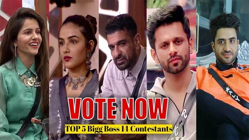 bigg boss 14 winner poll rubina dilaik jasmin eijaz khan