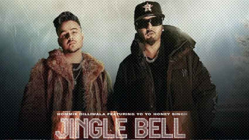 jingle bell honey singh