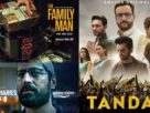 2021 Amazon Prime Video movies and web series