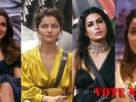 Bigg Boss 14 most stylish contestants Jasmin Bhasin Rubina Diliak