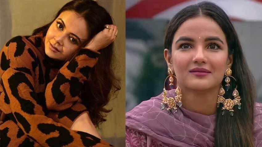 Devoleena Bhattacharjee Jasmin Bhasin bigg boss 14