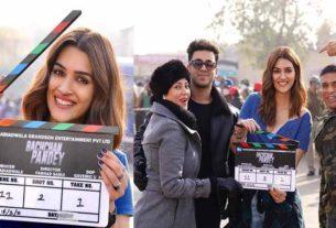 Kriti Sanon film Bachchan Pandey