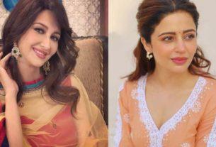 Nehha Pendse Saumya Tandon show Bhabiji Ghar Par Hain