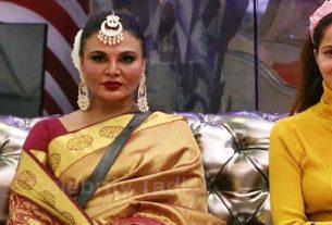 Rakhi Sawant bigg boss 14 house