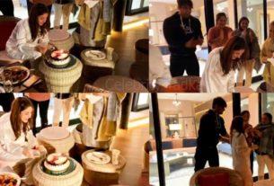 Shehnaaz Gill birthday celebration