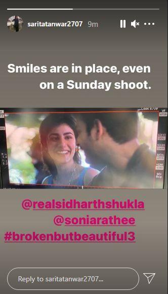 Sidharth Shukla Sonia Rathee Broken But beautiful 3