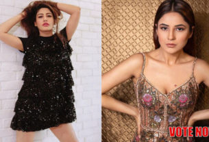 Surbhi Chandna Shehnaaz Gill fashion queen