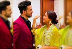 Aly Goni celebrates his 30th birthday with Jasmin Bhasin