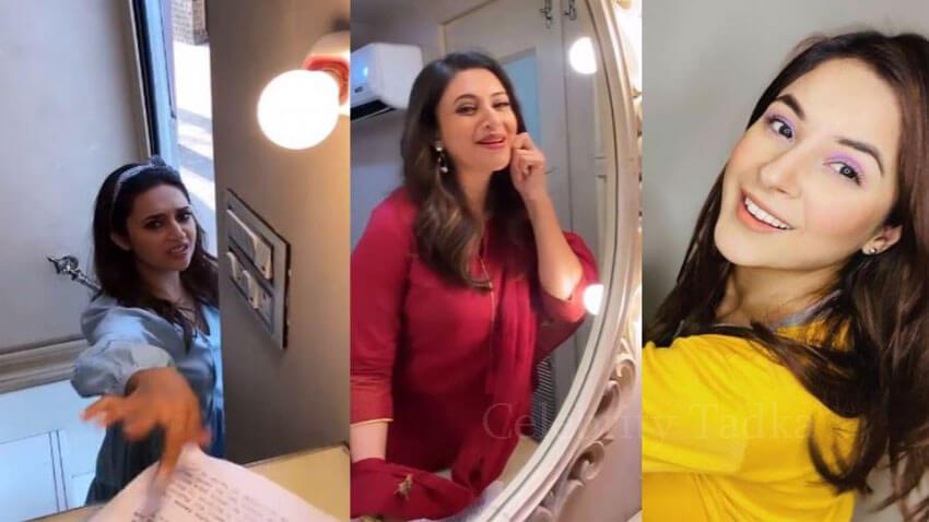 Divyanka Tripathi Dahiya Shehnaaz Gill