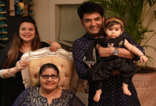 Kapil Sharma Ginni Chatrath blessed with a baby boy