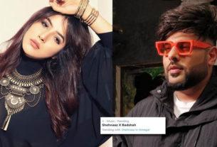 Shehnaaz Gill collaboration with Badshah