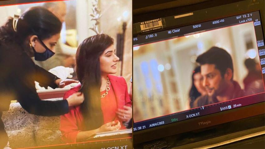 Sidharth Shukla Sonia Rathee as Agastya-Rumi from Broken But Beautiful 3