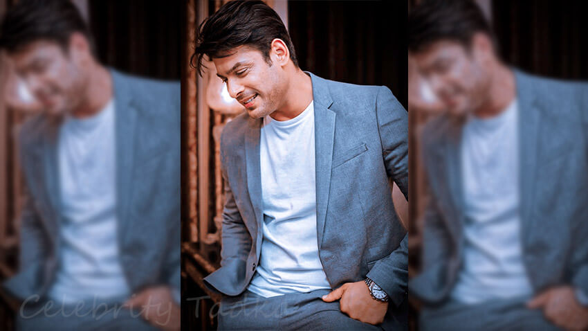 Sidharth Shukla advice to fans on twitter