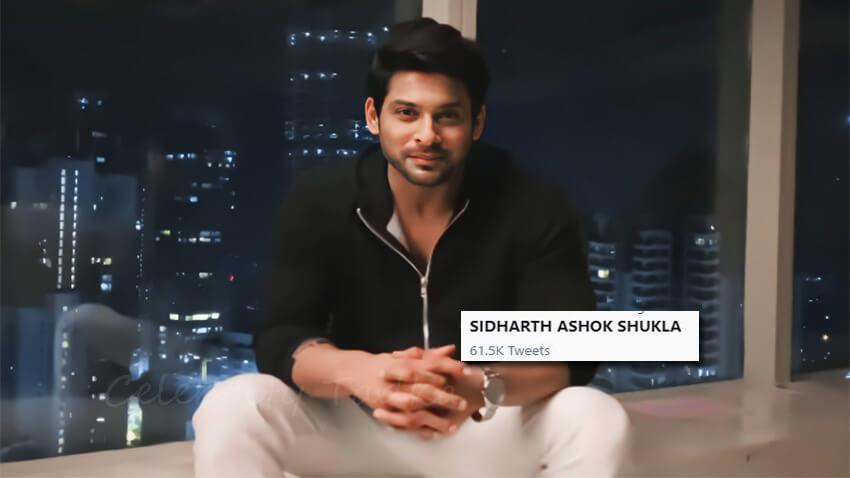 Sidharth Shukla remembers his father Ashok Shukla