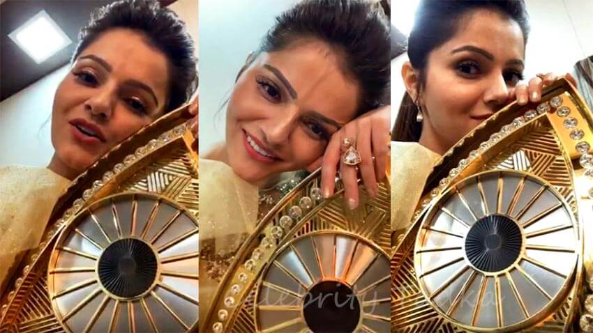 bigg boss 13 winner rubina dilaik thanks her fans for support