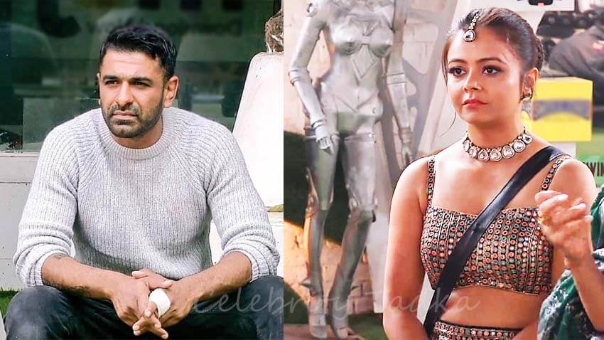bigg boss 14 devoleena bhattacharjee eijaz khan