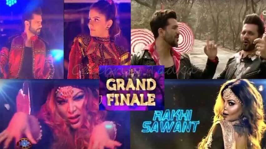 bigg boss 14 grand finale rubina dilaik rahul vaidya aly goni rakhi