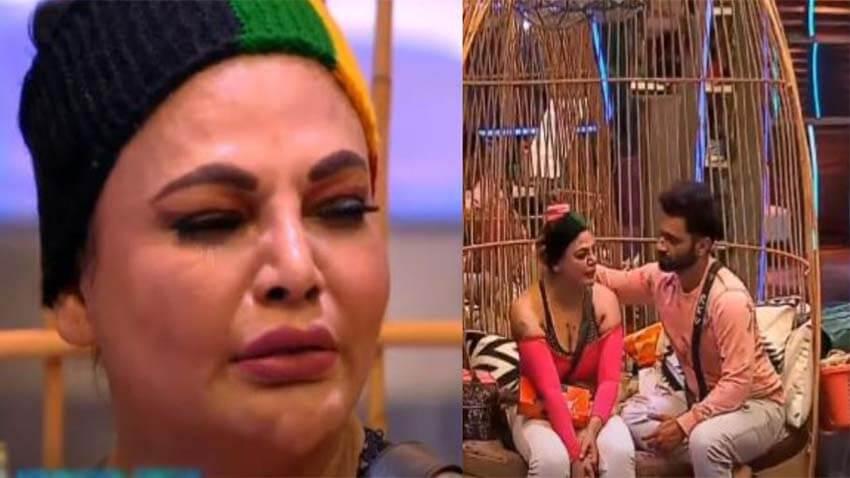 bigg boss 14 rakhi sawant rahul vaidya
