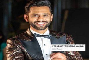 bigg boss 14 runner up Rahul Vaidya