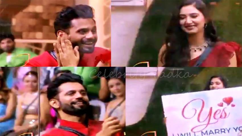 bigg boss 14 valentines day special disha parmar rahul vaidya